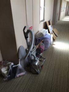 北佐久郡にて、パソコン、掃除機など回収のお客様1
