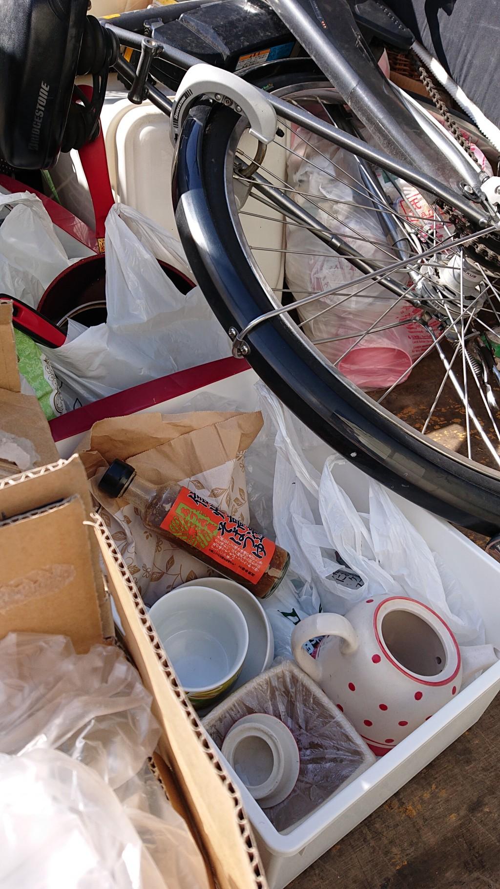 電動自転車のスピード回収!鍵のない自転車も処分できた、とご満足いただけました!
