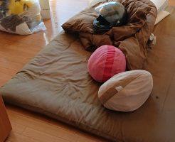布団や洗濯機の回収!軽トラ積み放題パックでご満足いただけました!
