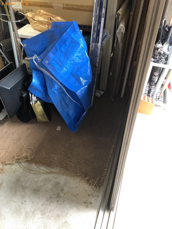 【中野市】オフィスチェア、ロッカー等の回収・処分ご依頼