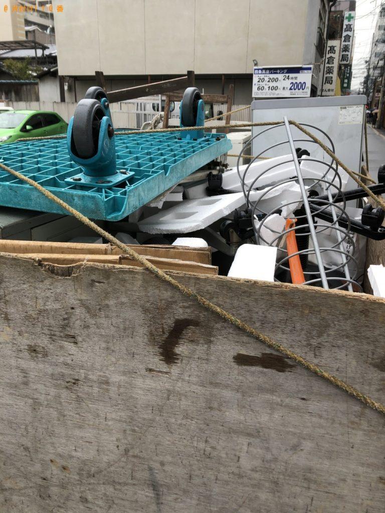【飯田市】オフィスチェア、ロッカー等の回収・処分ご依頼
