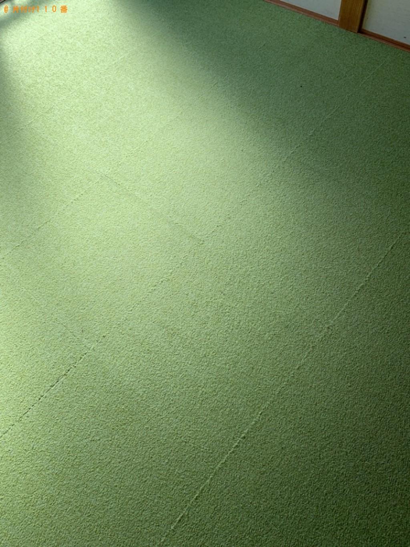 【長野市】三人掛けソファー、カラーボックス、ラック、布団等の回収