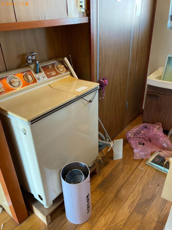 【長野市】電子レンジ、トースター、金庫、食器、調理器具等の回収