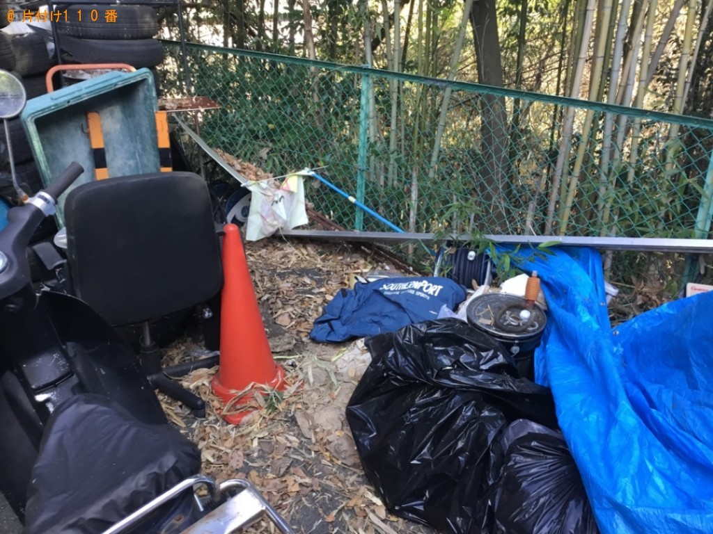 【長野市】木材、ダンボール、ホイール、小型家電等の回収・処分