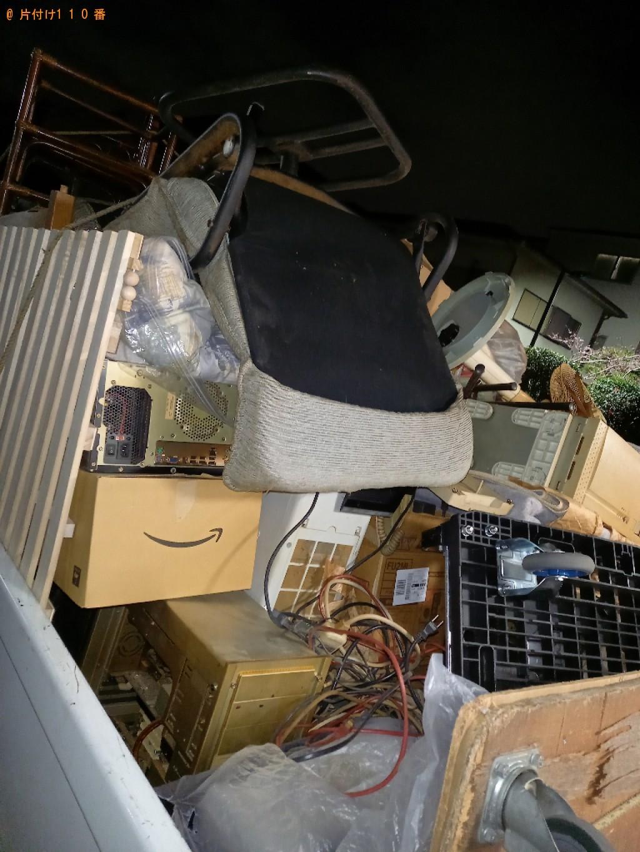 【長野市】パソコン、タンス、二段ベッド、ソファー等の回収・処分