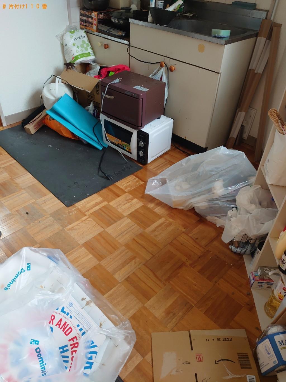 【長野市】冷蔵庫、洗濯機、ガラステーブル、健康器具等の回収・処分