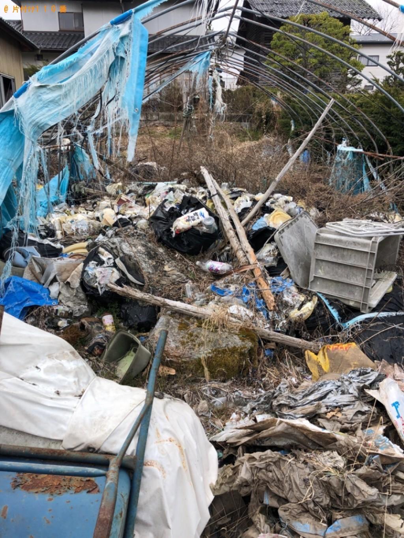 【松本市】洗濯機、洗面台、耕運機、農業用品等の回収・処分ご依頼