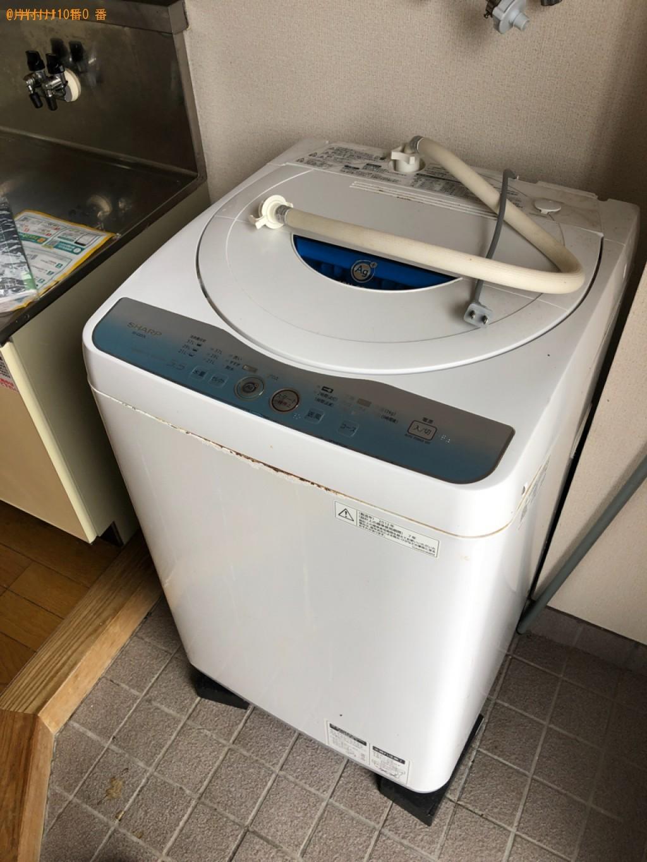 【松本市】冷蔵庫、洗濯機の回収・処分ご依頼 お客様の声